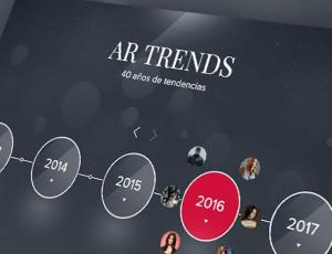 AR Trends - 40 años de tendencias