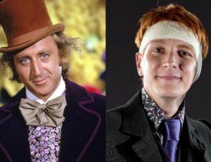 ¿George Weasley es Willy Wonka?: la inquietante teoría de los fanáticos de Harry Potter que da que hablar
