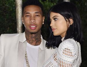 Kylie Jenner y Tyga volvieron: Fotos paparazzi lo demuestran