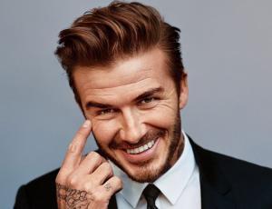 Los tatuajes de David Beckham cobran vida en nueva campaña de Unicef
