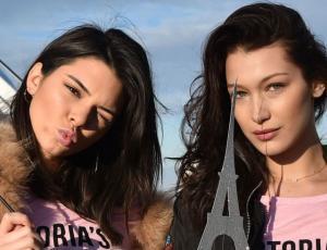 Kendall Jenner y Bella Hadid tienen el mismo secreto de belleza