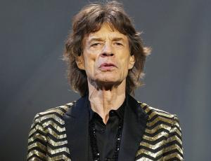 Mick Jagger a sus 73 años fue padre por octava vez