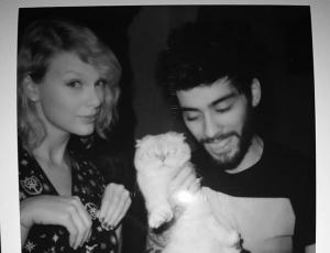 Zayn Malik cuenta como consiguió trabajar con Taylor Swift