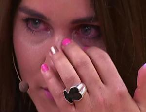 Francisca Undurraga confesó entre lágrimas pasado de maltrato en el pololeo