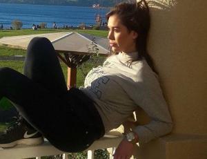 Valentina Roth rompe el silencio tras comunicado de ex pololo