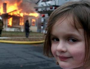 """Así luce actualmente la pequeña del meme apodada """"Disaster Girl"""""""