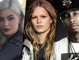 El sexy baile de Kylie Jenner con Anna Ewers ante los ojos de Tyga