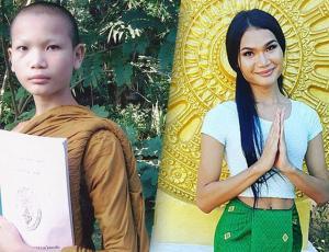 Conoce a Mimi Tao, de monje budista ¡A modelo de pasarela!
