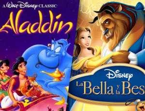 """La teoría que une a """"La Bella y la Bestia"""" con """"Aladdín"""""""