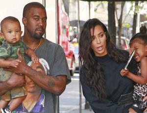 Aseguran que vientre de alquiler de Kim Kardashian tiene 3 meses de embarazo