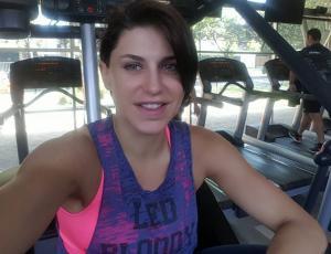 """Wilma González comparte foto """"con unos kilos de más"""" para motivar a sus seguidores"""