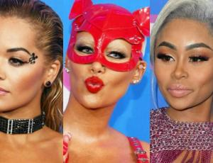 "Las ""peores"" vestidas de los MTV Video Music Awards 2018"