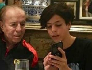 Comienza segunda cirugía a Máximo Menem: tumor ya fue extraído