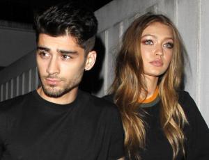 Zayn Malik confirma que regresó con Gigi Hadid con romántica foto y nuevo look