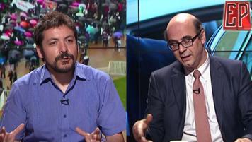 20 Noviembre 2016: Sebastián Depolo y Fernando Atria