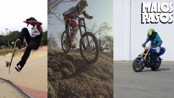 10 Agosto 2017: Skate, Downhill MTB y  Stunt bike