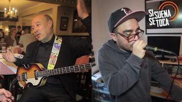 26 Noviembre 2016: Jorge Toscano y Chico Claudio