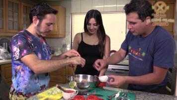15 Enero 2017: Esteban Rojas, comida entretenida para el verano