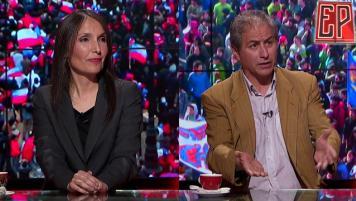27 Noviembre 2016: Carola Canelo y Mario Aguilar