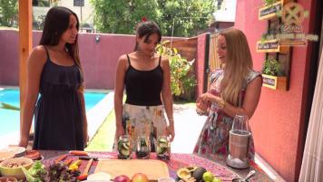 22 Enero 2017: Beatriz Córdova, comida saludable