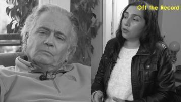 09 Julio 2017: Edmundo Moure y Naomi Orellana