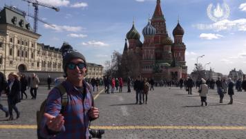 06 Agosto 2017: Moscú