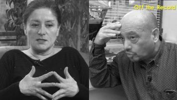 13 Agosto 2017: Catalina Saavedra y Patricio Salinas