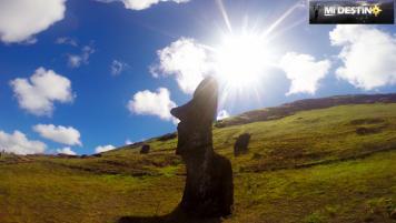 30 Marzo 2017: Isla de Pascua, Tour Ancestral
