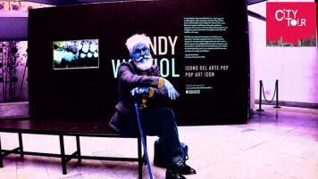 27 Julio 2017: Exposición Andy Warhol