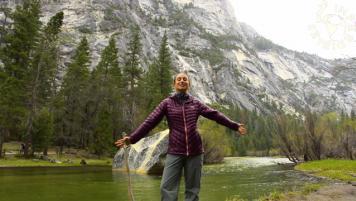 25 Junio 2017: Parque Nacional Yosemite