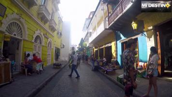 23 Marzo 2017: Cartagena de Indias
