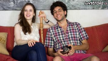 05 Junio 2017: Benjamín Furman y Tali Rubinstein