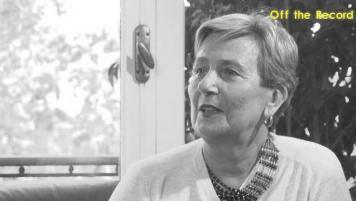 20 Noviembre 2016: Fabienne Bradu