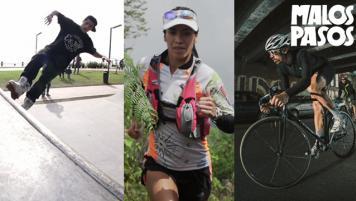22 Junio 2017: Fixed gear, Roller y Trail running