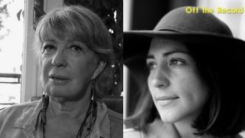 23 Abril 2017: Cristina Wormull y Alegría Saavedra