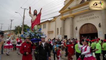 19 Mayo 2016: Fiesta del Cristo Sumergido