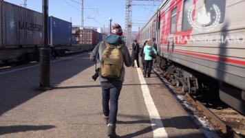 21 Mayo 2017: Slyudyanka, camino al transiberiano
