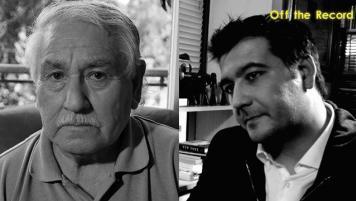 11 Diciembre 2016: Ciro Oyarzún y Antonino Ballestrazzi