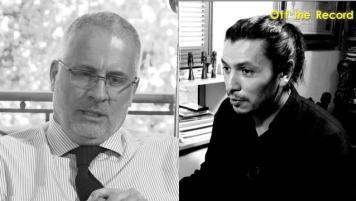 25 Diciembre 2016: Michel Moure y Francisco Huichaqueo