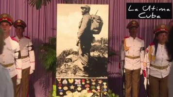 30 Abril 2017: La muerte de Fidel