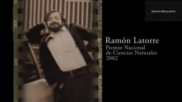 20 Marzo 2016: Ramón Latorre, Premio Nacional de Ciencias Naturales 2002
