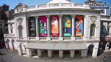 23 Marzo 2016: Teatro Municipal de Santiago