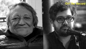 21 Mayo 2017: Óscar Castro y Luis Horta