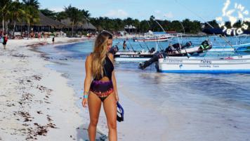 27 Febrero 2017: Caribe mexicano