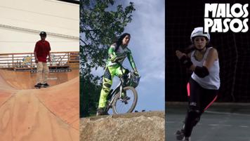03 Agosto 2017: BMX Racing, Skate y Roller Derby