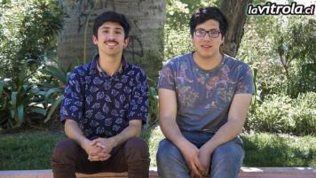 21 Noviembre 2016: Paulo Gallardo y  Nico Contreras