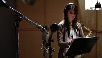 19 Julio 2015: Melissa Aldana - Saxo