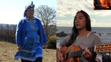 17 Abril 2015: Mapuche Dungun y Rapa nui