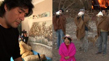 31 Mayo 2015: Imaginario Visual Mapuche y Costumbres Aymara