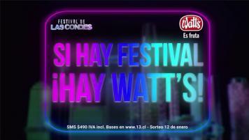 Concurso SMS - Festival de Las Condes